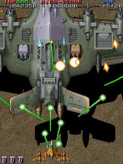 Raiden Fighters Jet  © Seibu Kaihatsu 1998  (ARC)   14/14