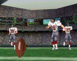 NFL Quarterback Club 2000 (DC)  ©  1999   3/3