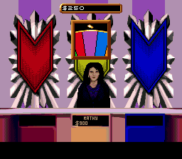 Wheel Of Fortune (SMD)  © GameTek 1992   3/3