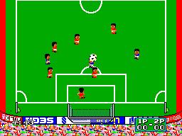 Great Soccer [Card] (SMS)  © Sega 1986   2/6