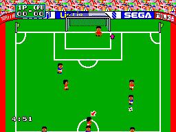 Great Soccer [Card] (SMS)  © Sega 1986   3/6