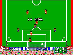 Great Soccer [Card] (SMS)  © Sega 1986   5/6