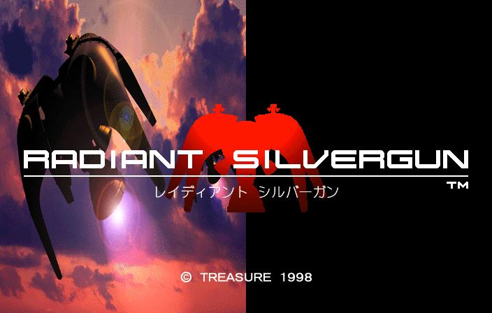 Radiant Silvergun (ARC)  © Treasure 1998   7/8
