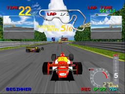 Ace Driver (ARC)  © Namco 1994   2/5