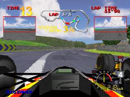 Ace Driver (ARC)  © Namco 1994   3/5