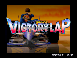Ace Driver: Victory Lap (ARC)   © Namco 1996    1/2