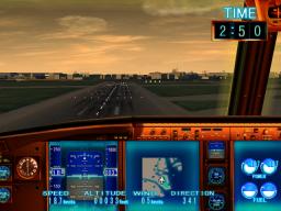 Airline Pilots (ARC)  © Sega 1999   2/3