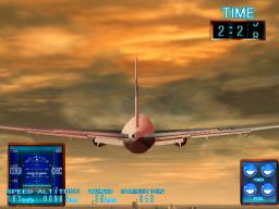 Airline Pilots (ARC)  © Sega 1999   3/3