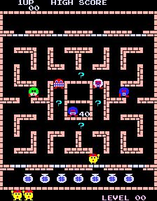 Ali Baba And 40 Thieves (ARC)  © Sega 1982   4/4