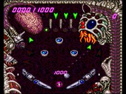 Alien Crush (ARC)  © NEC 1988   1/1