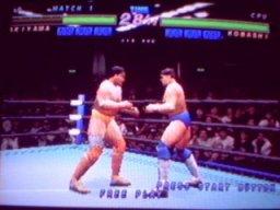 All Japan Pro Wrestling (ARC)  © Sega 1997   1/1