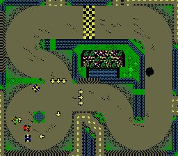American Speedway (ARC)  © PGD 1987   3/4