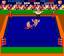 Appoooh (ARC)  © Sega 1984   3/3