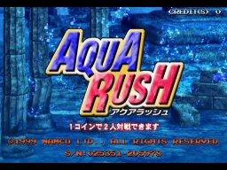 Aqua Rush (ARC)  © Namco 1999   1/3