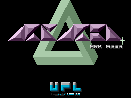 Ark Area (ARC)   © UPL 1987    1/6