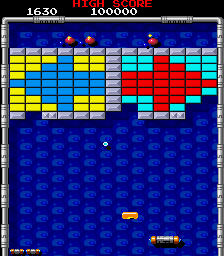 Arkanoid: Revenge Of Doh (ARC)  © Taito 1987   2/6