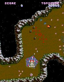 Assault (1988) (ARC)  © Namco 1988   2/4