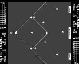 Atari Baseball (ARC)  © Atari (1972) 1979   1/3