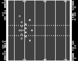Atari Football (ARC)  © Atari (1972) 1979   1/4