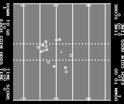 Atari Football (ARC)  © Atari (1972) 1979   2/4