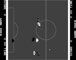Atari Soccer (ARC)  © Atari (1972) 1979   1/3