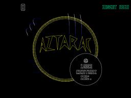 Aztarac (ARC)  © Centuri 1983   1/3