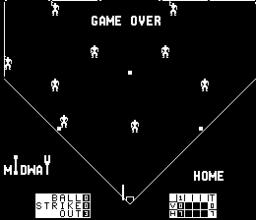 Ball Park II (ARC)  © Taito 1979   1/3