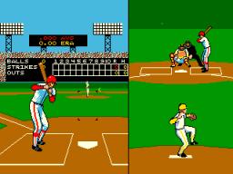 Baseball The Season II (ARC)  © Cinematronics 1987   2/3
