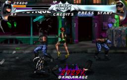 Batman Forever: The Arcade Game (ARC)  © Acclaim 1996   4/4