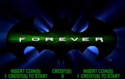 Batman Forever: The Arcade Game (ARC)  © Acclaim 1996   1/4