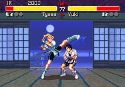 Battle K-Road (ARC)  © Psikyo 1994   3/3