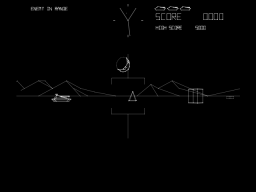 Battlezone (ARC)   © Atari (1972) 1980    3/3