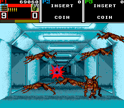 Beast Busters (ARC)  © SNK 1990   4/4