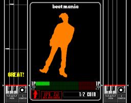 Beatmania 2nd Mix (ARC)  © Konami 1998   3/3