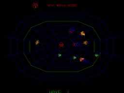 Black Widow (ARC)  © Atari (1972) 1982   3/3