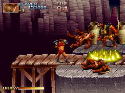 Blade Master (ARC)  © Irem 1991   2/5