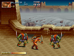 Blade Master (ARC)  © Irem 1991   3/5