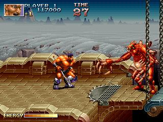 Blade Master (ARC)  © Irem 1991   4/5