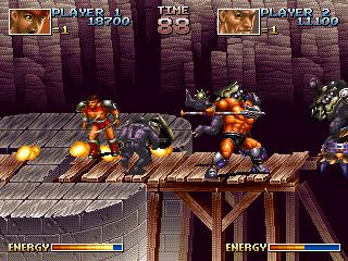 Blade Master (ARC)  © Irem 1991   5/5