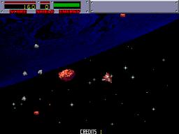 Blasteroids (ARC)  © Atari Games 1987   2/4