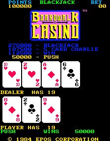 Boardwalk Casino (ARC)  © Epos 1985   2/4