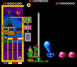Bouncing Balls (ARC)  © Comad 1991   3/3