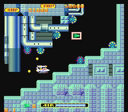 Brain (ARC)  © Sega 1986   2/4