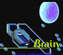 Brain (ARC)  © Sega 1986   1/4