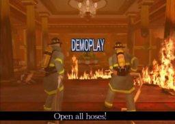 Brave Firefighters (ARC)  © Sega 1999   3/3