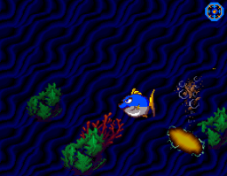 Bubble Trouble: Golly! Ghost! 2 (ARC)  © Namco 1992   2/3