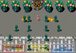 Bullet (ARC)  © Sega 1987   1/4