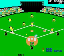 Champion Baseball (ARC)  © Sega 1983   3/3