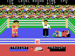 Champion Boxing (ARC)   © Sega 1983    3/3