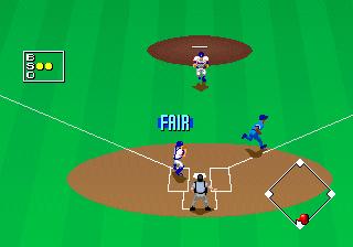 Clutch Hitter (ARC)  © Sega 1991   4/4